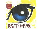 Logo RETIMUR. Asociación de Afectados de Retina de la región de Murcia.