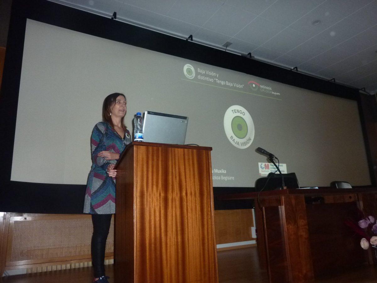 """""""Tengo Baja Visión"""" para residentes de oftalmología en el Instituto Oftálmico del Gregorio Marañón"""