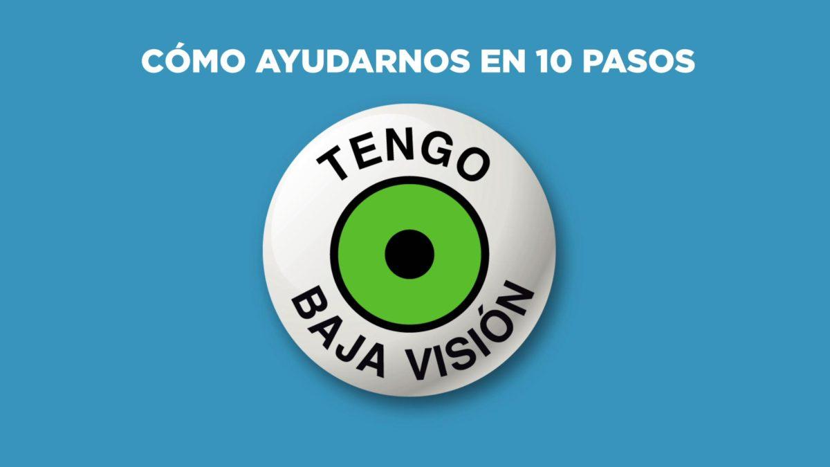 Como ayudarnos en 10 pasos- tengo baja visión