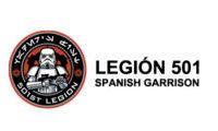 LEGION 501 SPANISH GARRISON